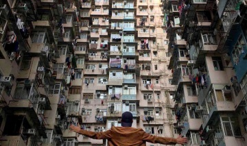 Living in Hong Kong, facing my dream.