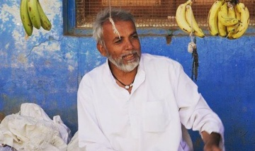 Discovering new cultures - India