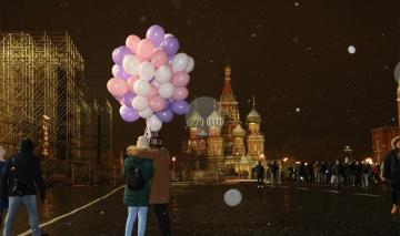 Grâce à mon échange universitaire, j\'ai pu voyager à l\'étranger, et de visiter des endroits emblématiques. (RUSSIE)