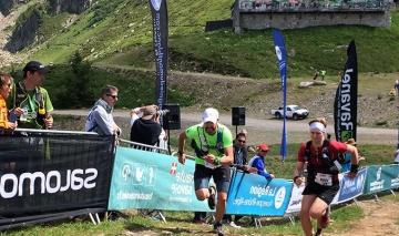 Objectif Marathon du Mont-Blanc, entre IÉSEG jusqu\'au dernier mètre !