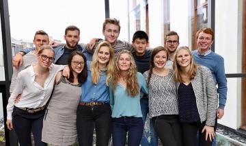 Des étudiants engagés pour une meilleure société (Equipe Enactus)
