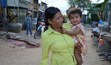 Volontariat à l\'European Foundation for Cambodian Children, Phnom Penh, Cambodge.