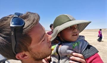 Meet Ben and Bolivian\'s future